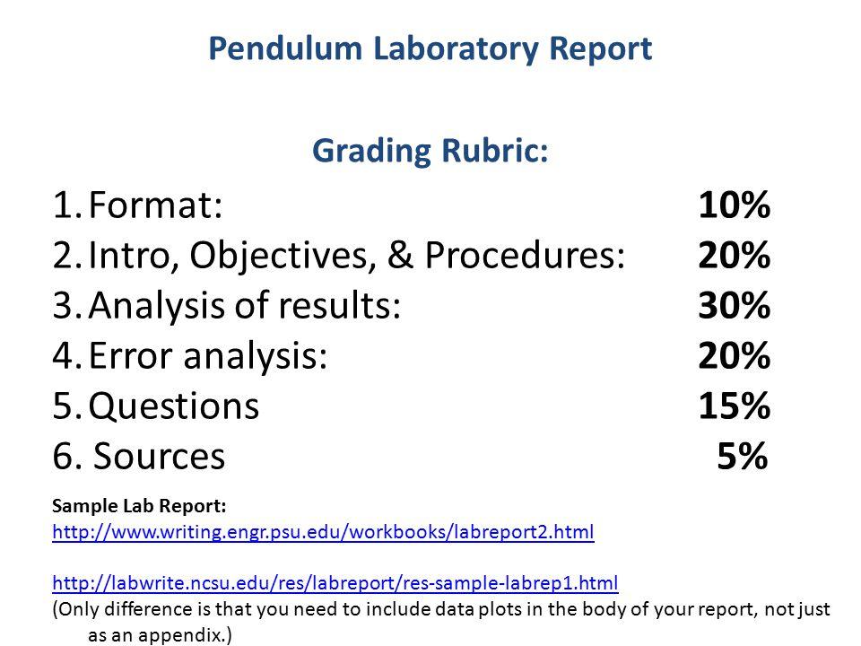Lab Report Sample Ecology Lab Report Saundra Swain University - lab report sample