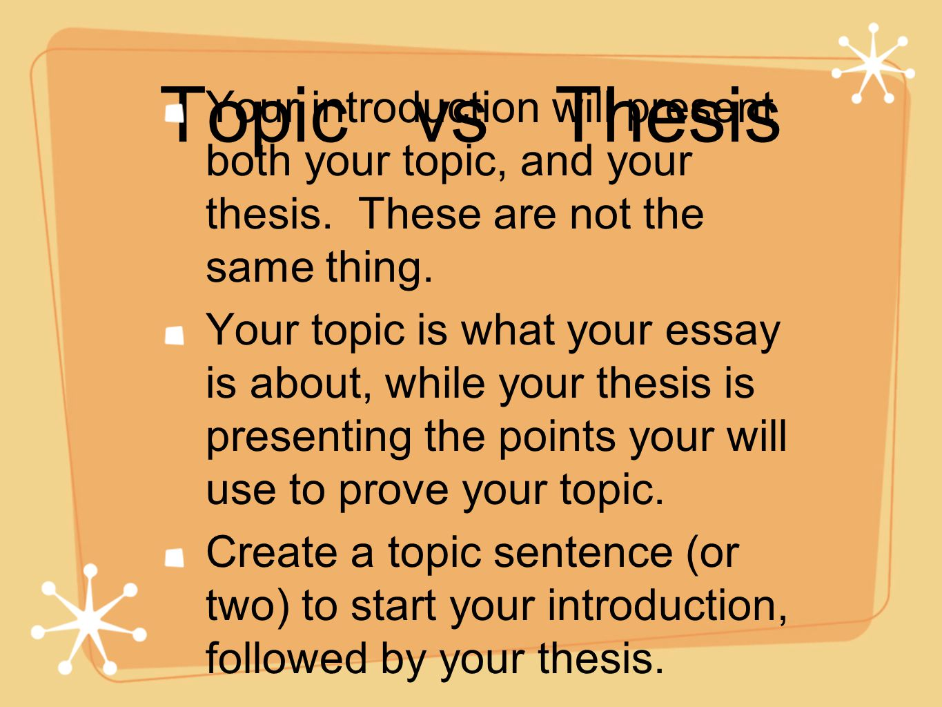 Wat Is Topic Writing A Persuasive Essay Ppt Download