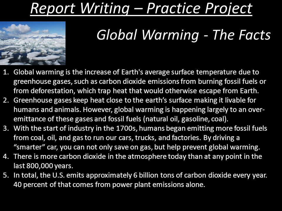 Global warming essay for class 6