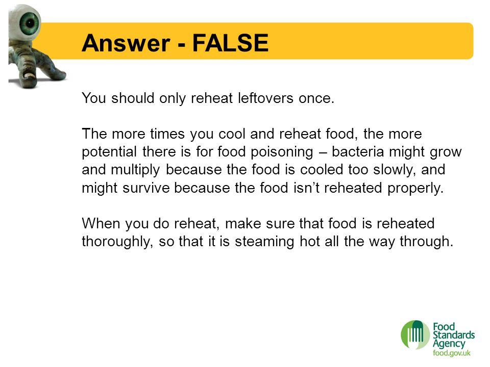 Food Safety Week - Food hygiene quiz - ppt video online download