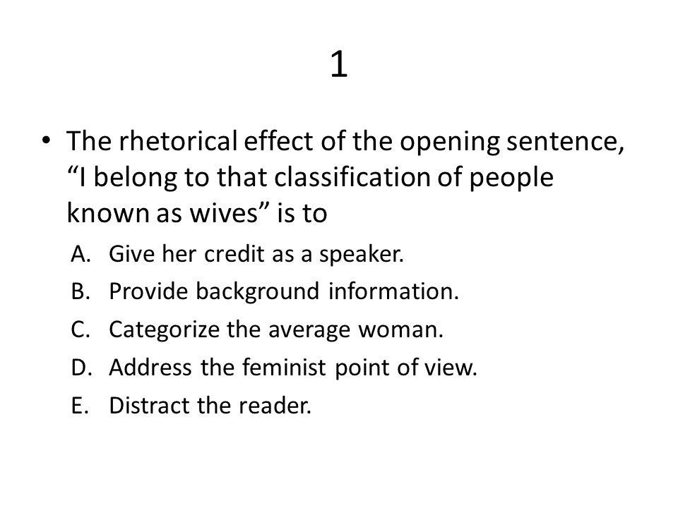 i want a wife judy brady essay why i want a wife\u201d a satirical essay - rhetorical precis template