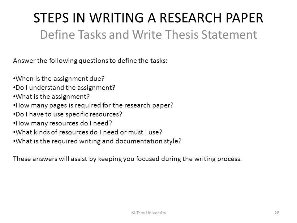 Easy steps writing research paper  wwwprotechnikelektrocz - research paper