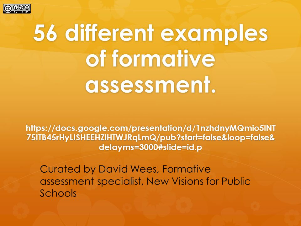 Different Examples Of Formative Assessment kicksneakers