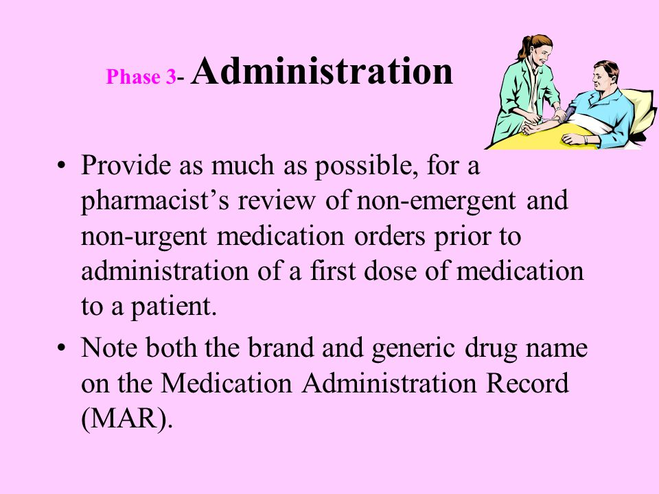 building for patient SAFETY Medication Safety THE FOUNDATIONS - patient note