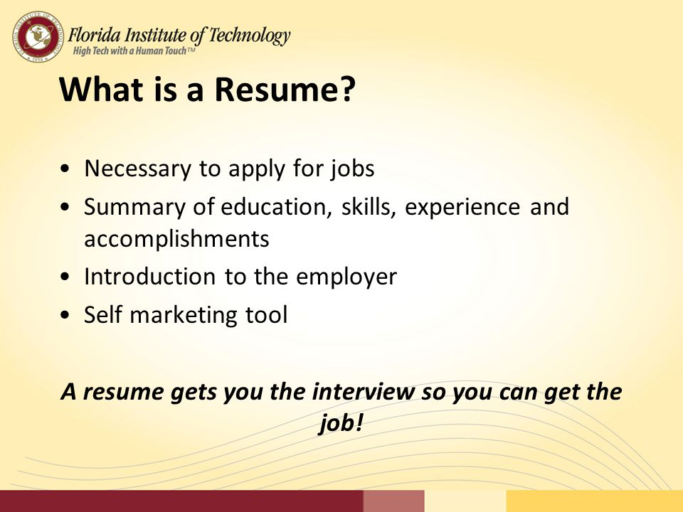how to write a resume that gets the interview - How To Write A Resume Summary That Gets Interviews