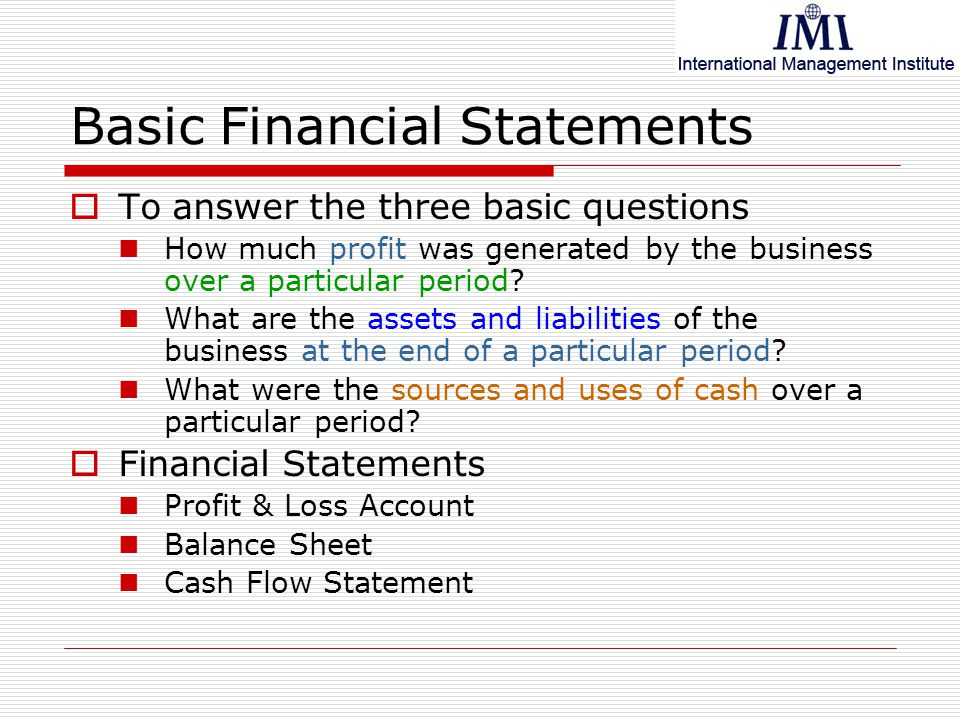 Essential Financial Statements Business cvfreepro