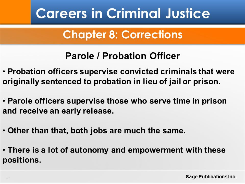 parole officer salary - Everything about news and tips