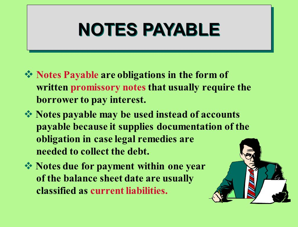promissory note to pay debt template