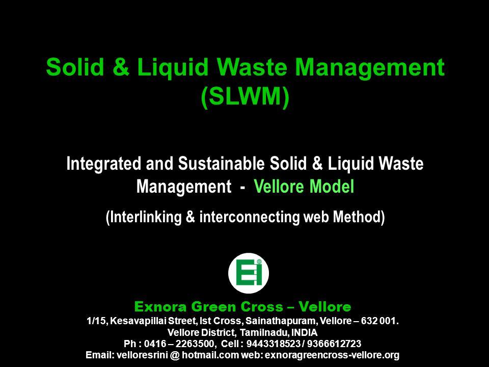 Solid \ Liquid Waste Management (SLWM) - ppt download - waste management ppt