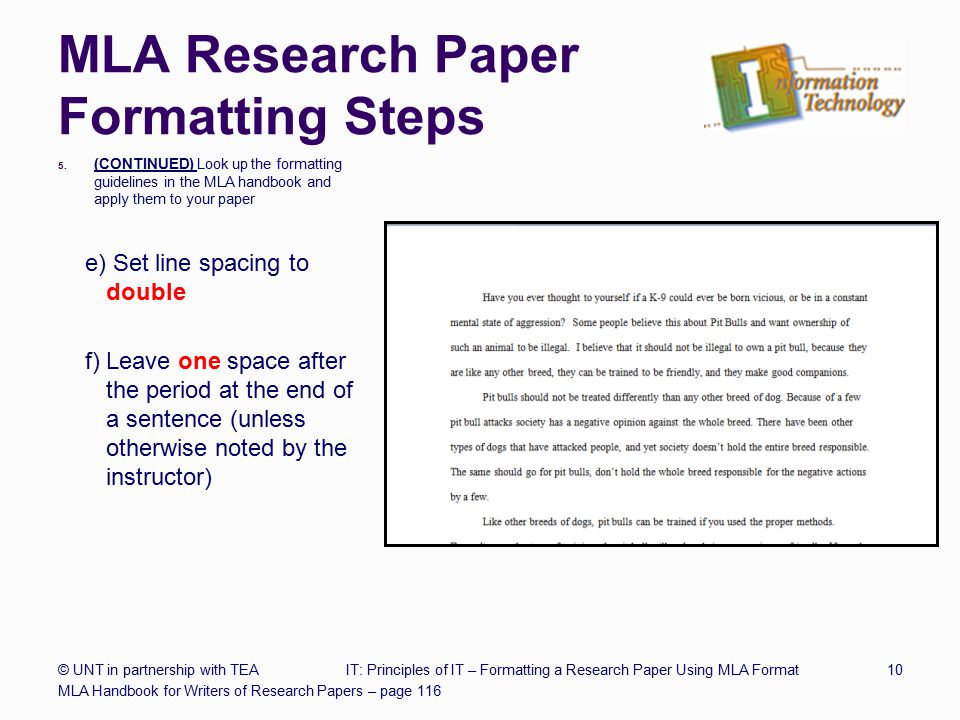 Mla format essay step by step Essay Sample - einsteinisdead