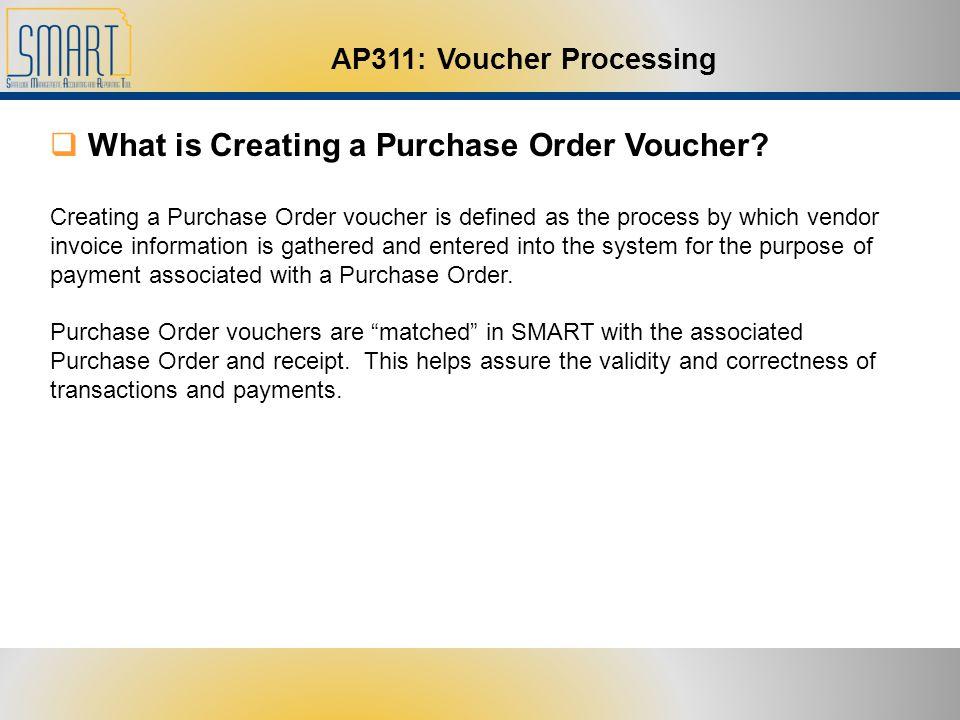 Creating A Voucher - cv01billybullock - creating a voucher