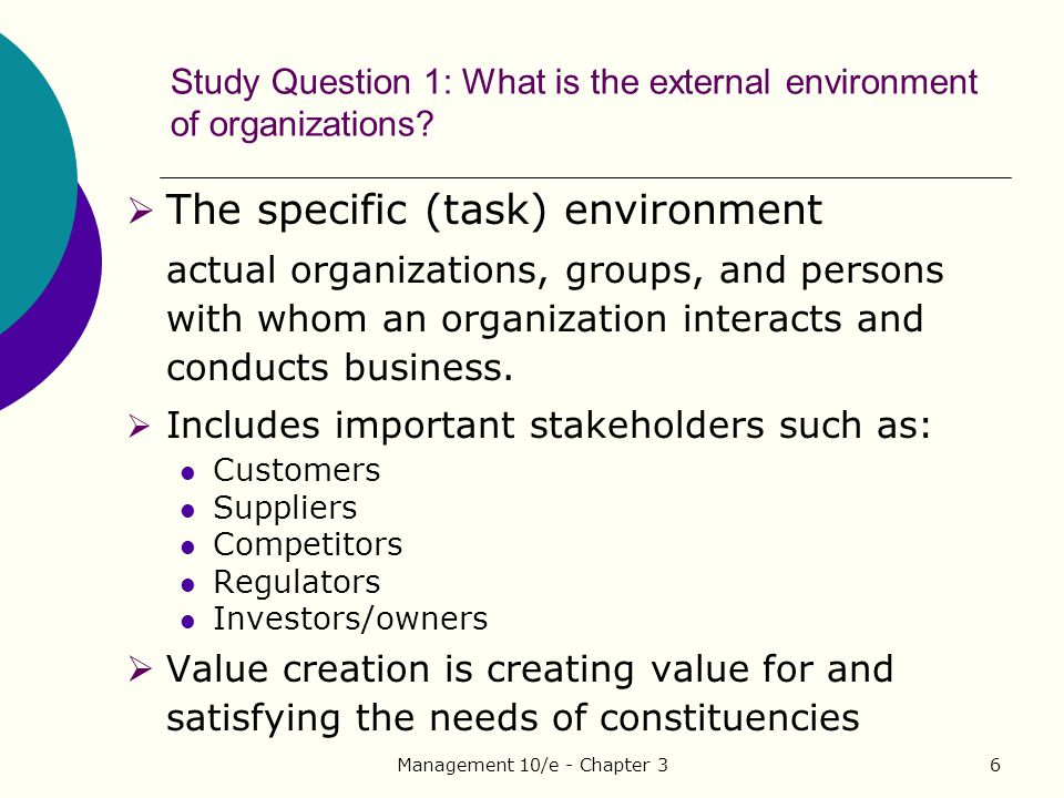 An analysis of the mainstream environmental groups Coursework - what is an analysis