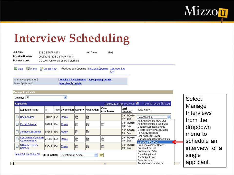 When To Schedule A Job Interviewwhen to schedule your job interview