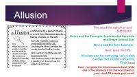 worksheet. Allusion Worksheet. Grass Fedjp Worksheet Study ...