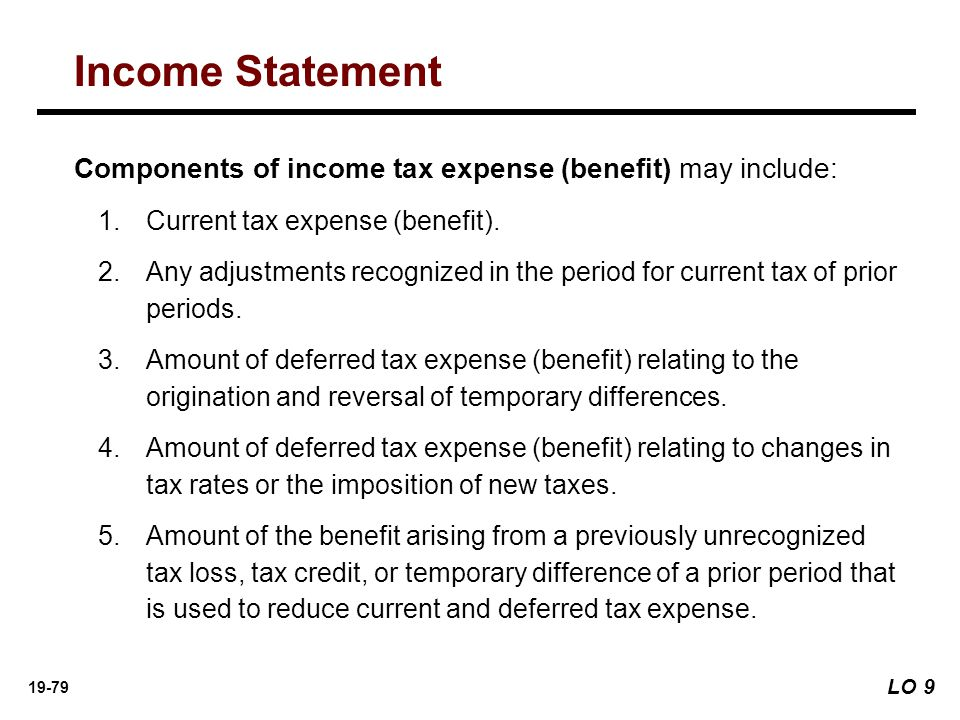 Components Of An Income Statement Templatebillybullockus