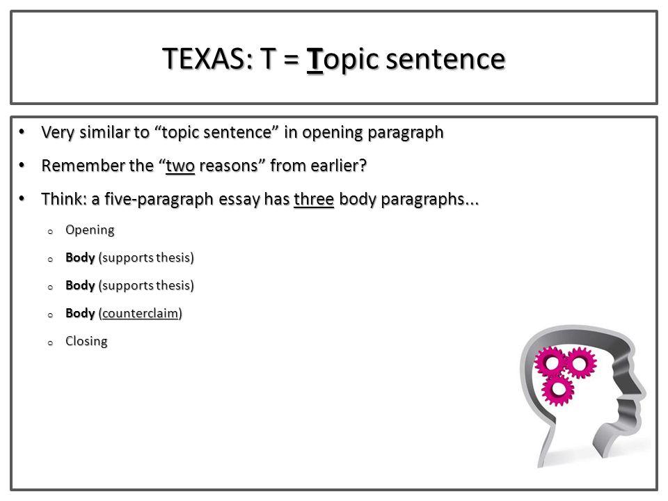 12 Sentence Essay Fprmat