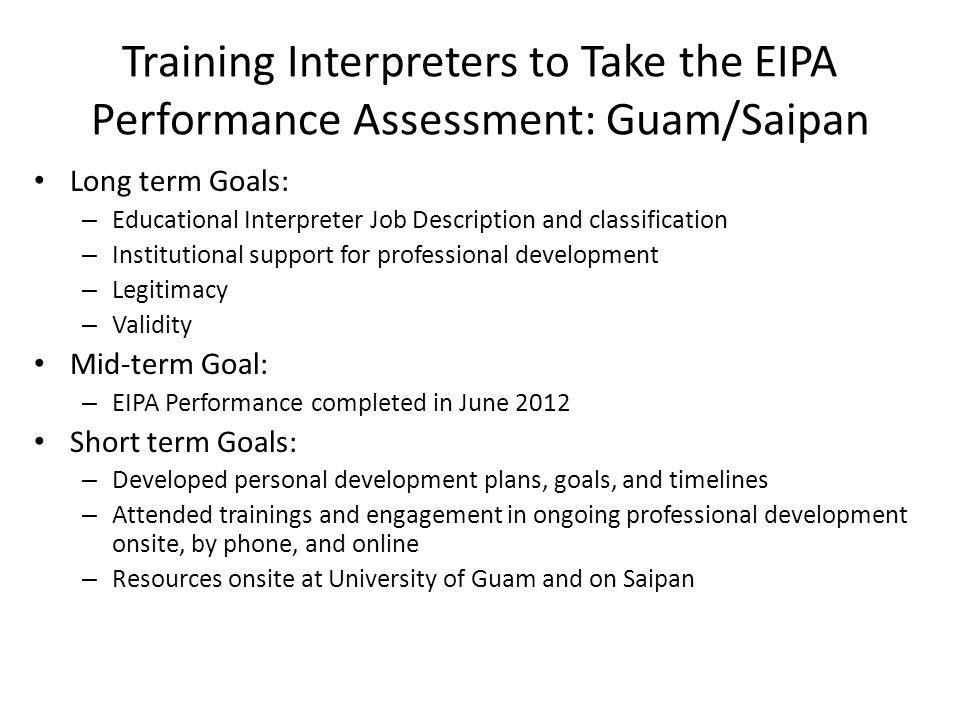 Interpreter Job Description oakandale