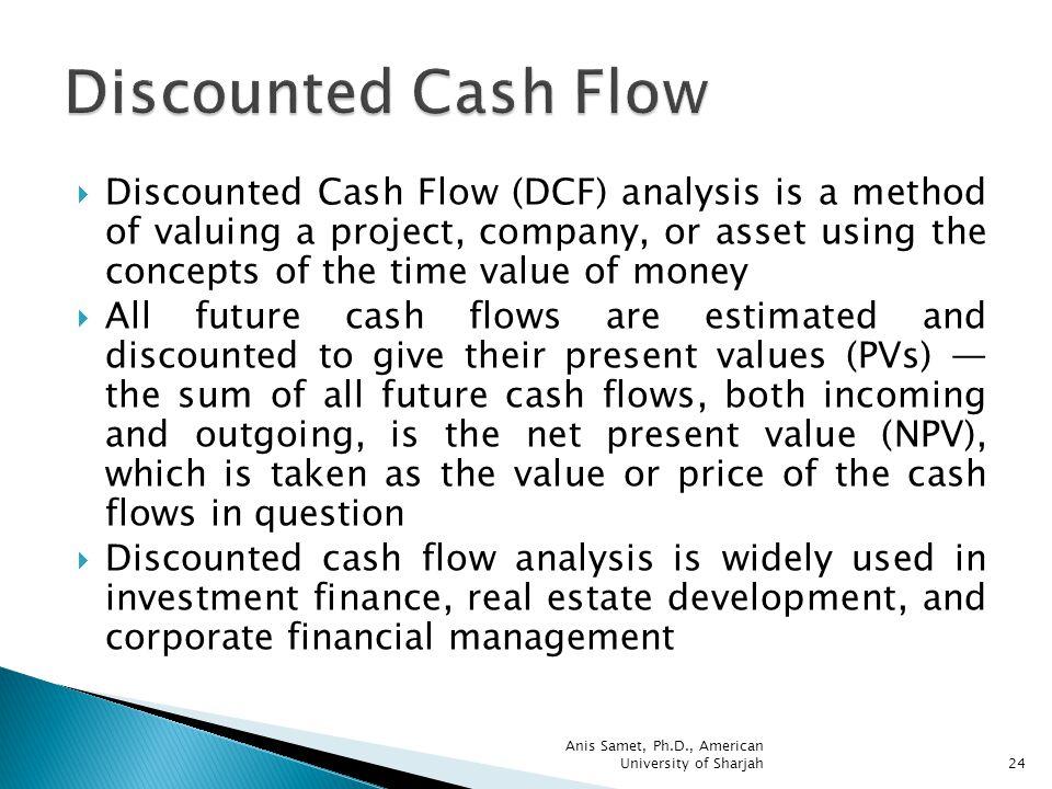 Discounted cash flow techniques essay Term paper Help tvhomeworkjkbh - discounting cash flow