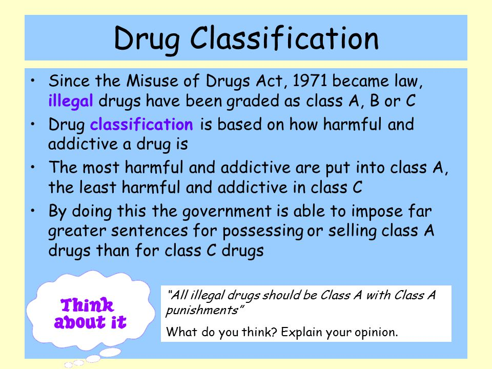 Religious attitudes to drug abuse - ppt video online download - drug classification chart