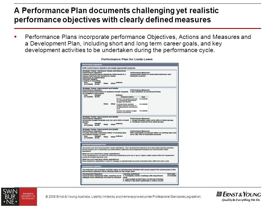 Module 1 u2013 u201cEstablish Performance Planu201d for General Staff - ppt - performance plan