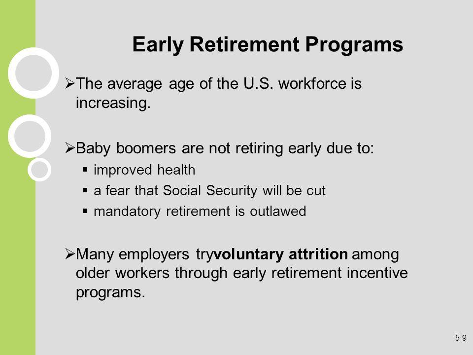 Human Resource Management Gaining a Competitive Advantage - ppt - retirement programs
