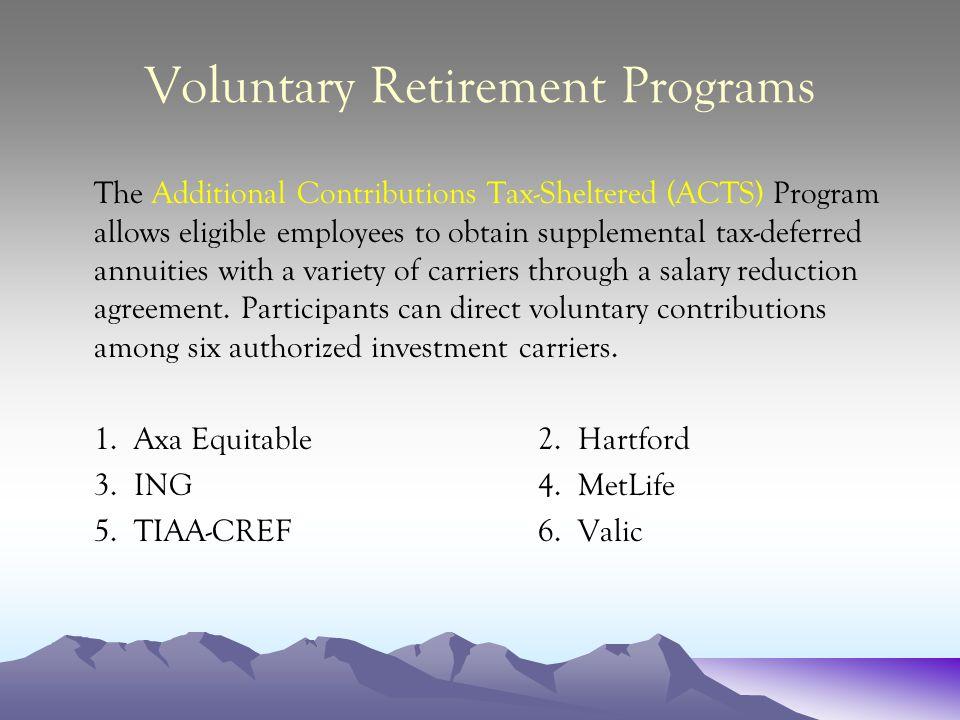 retirement programs lovinglyy - retirement programs