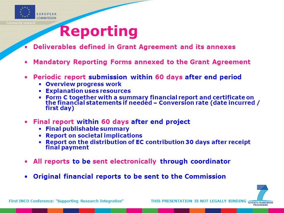FINANCIAL REPORTING Rules and Regulations - ppt download