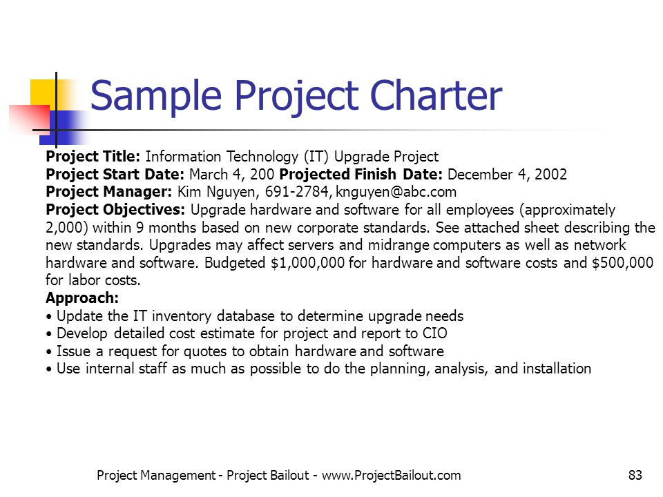 Principles of Project Management - ppt download