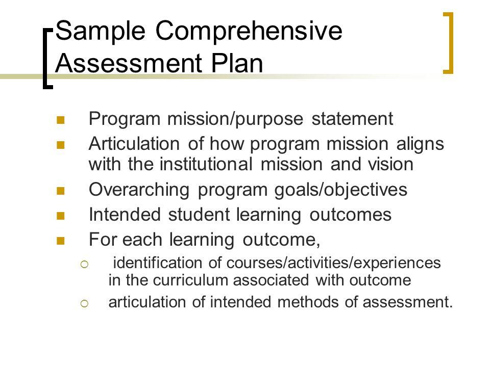 Assessment Sample assessment samples risk, skills, health, needs - sample assessment plan