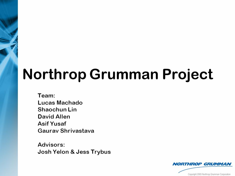 Northrop grumman security officer cover letter