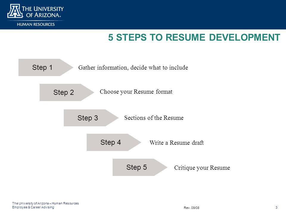 step by step resumes - Doritmercatodos - step by step resume
