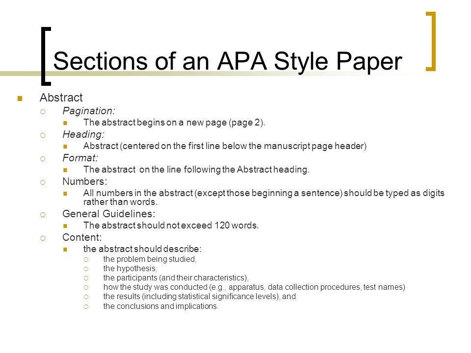 college paper heading apa - Ukransoochi