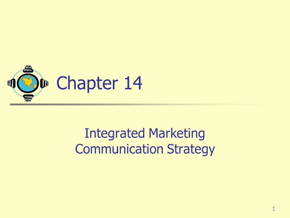 Integrated Marketing Communication Strategy - ppt video online download