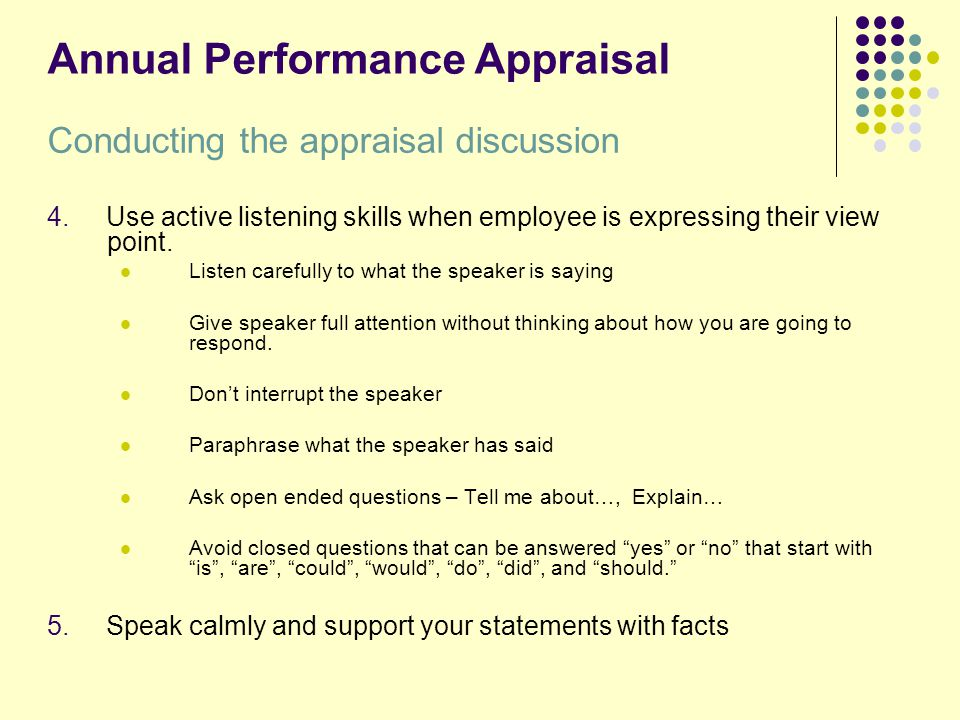 Performance Management - ppt video online download - conduct employee evaluations