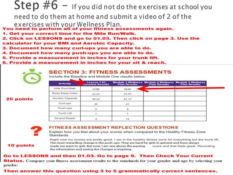 Fancy Personal Wellness Plan Template Photos - Resume Template ...