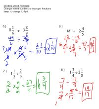 worksheet. Dividing Mixed Numbers. Worksheet Fun Worksheet ...