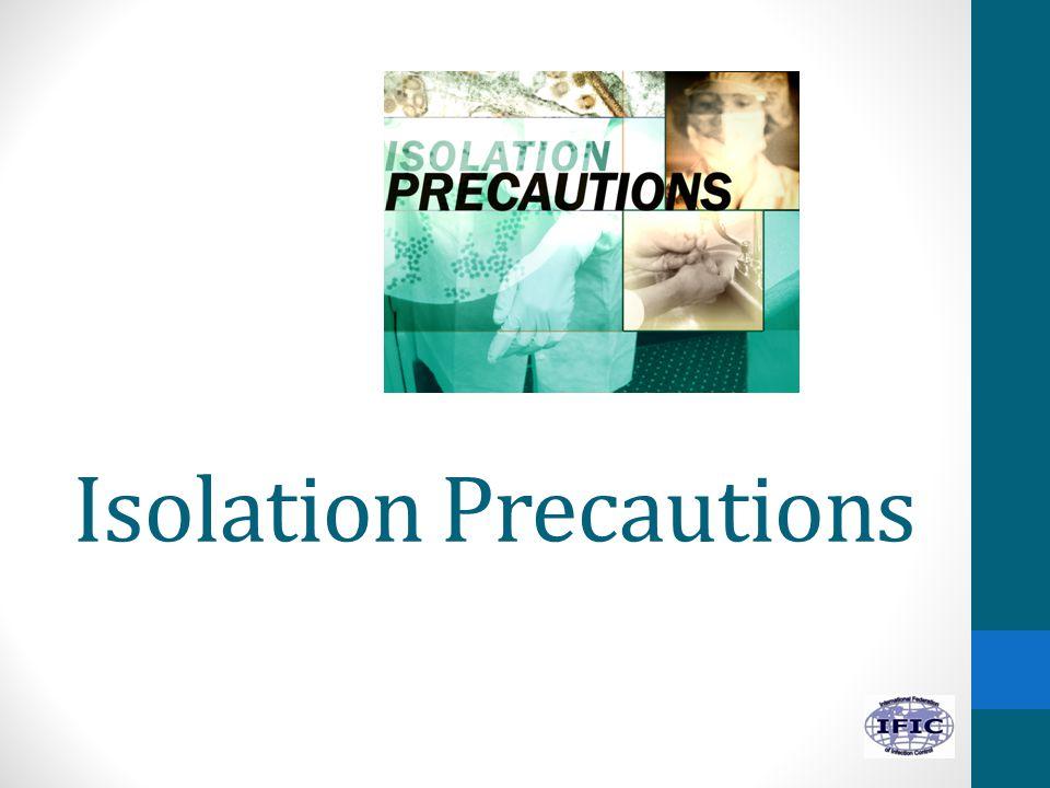 Isolation Precautions - ppt download - isolation precautions
