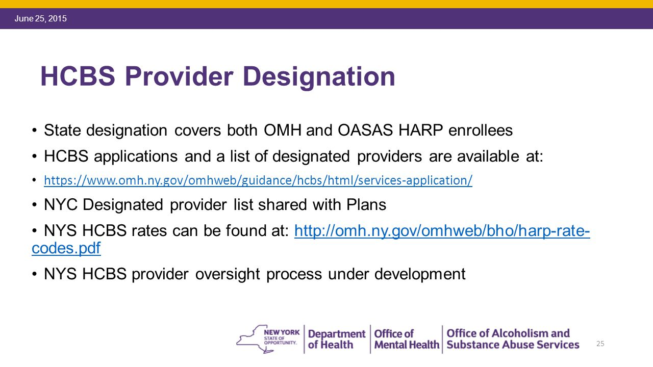 Ny Medicare Provider Number H