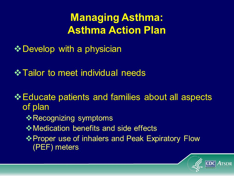 A Presentation on Asthma Management and Prevention - ppt download - sample asthma action plan