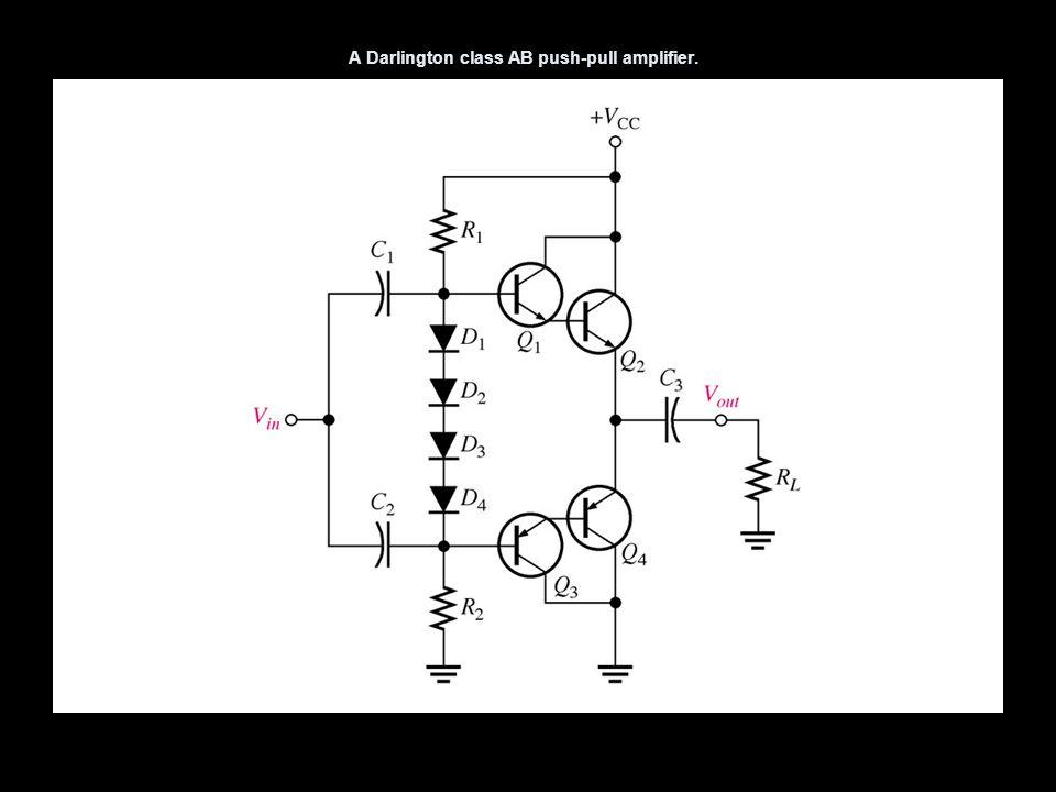 darlington amplifier