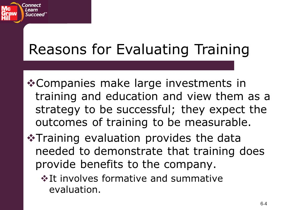 Chapter 6 Training Evaluation - Ppt DownloadTraining Evaluation - training survey template