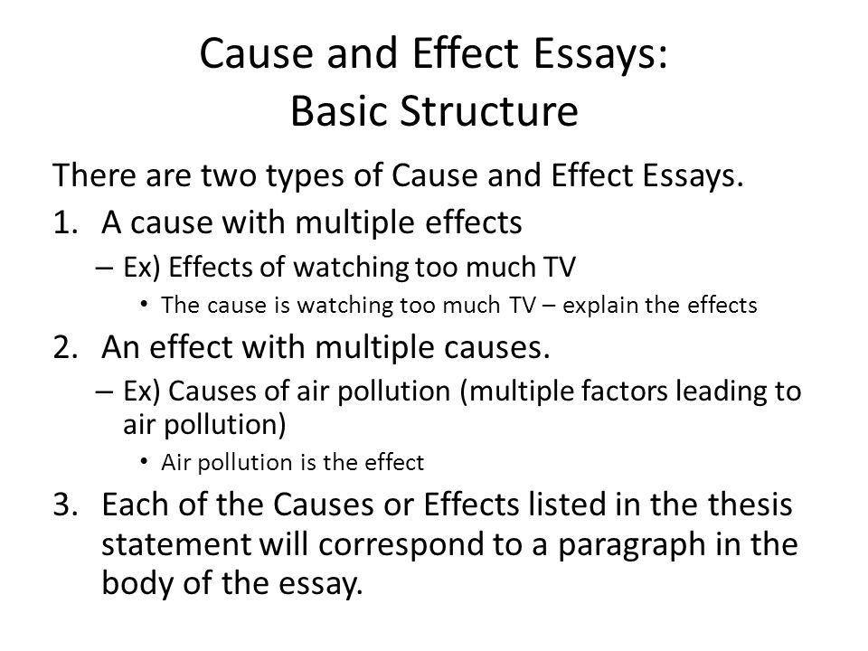 cause effect essays cause effect essays co outline for cause and