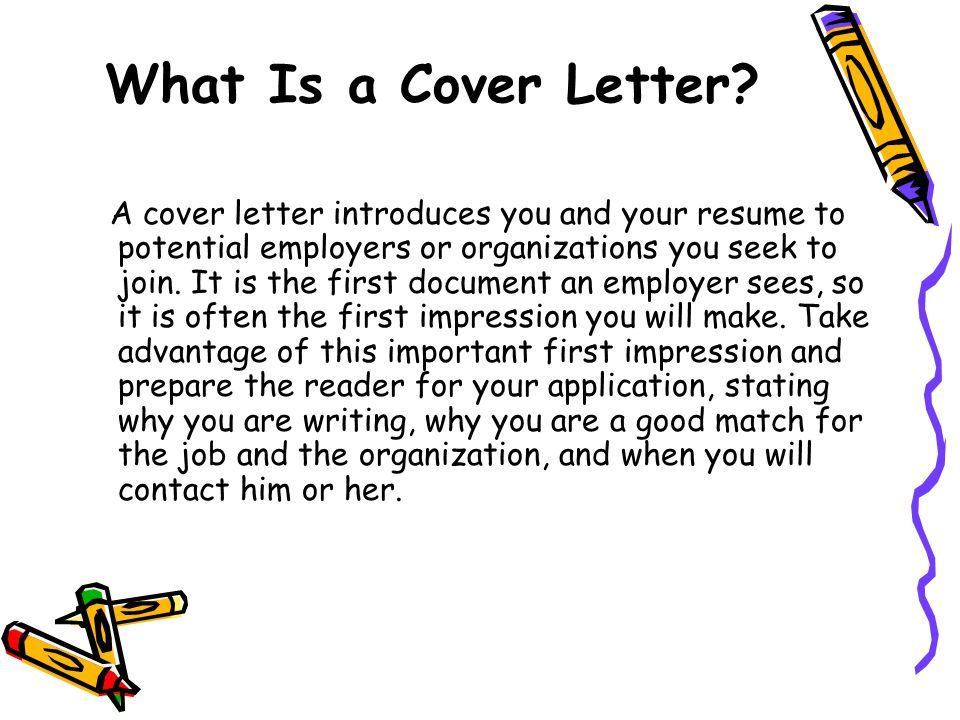 A Basic Guide to Writing Great Cover Letters - ppt video online download - whats a good cover letter