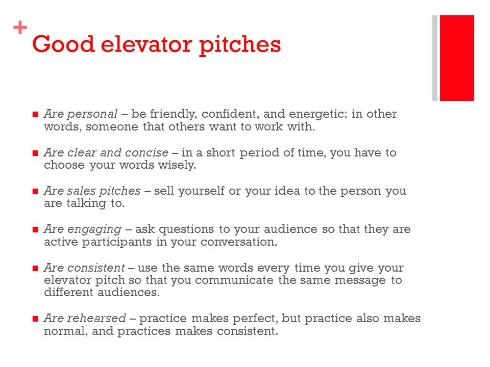 sales pitch templates