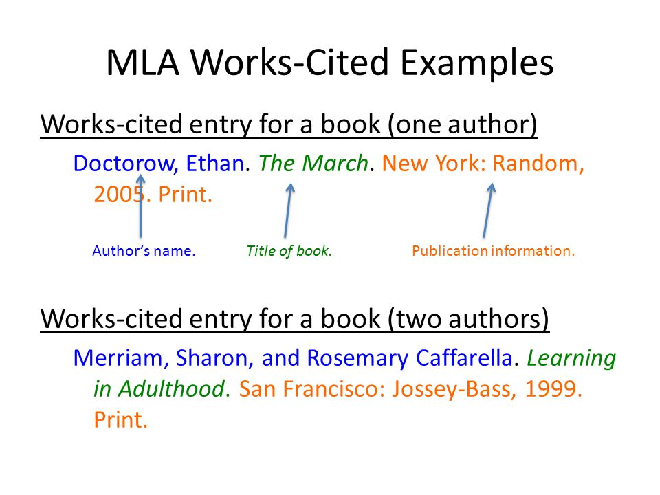 mla works cited textbook - Acordesigntrail - Mla Work Cited Book
