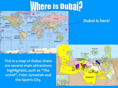 Can the continued growth and development of Dubai be sustained? - ppt video online download