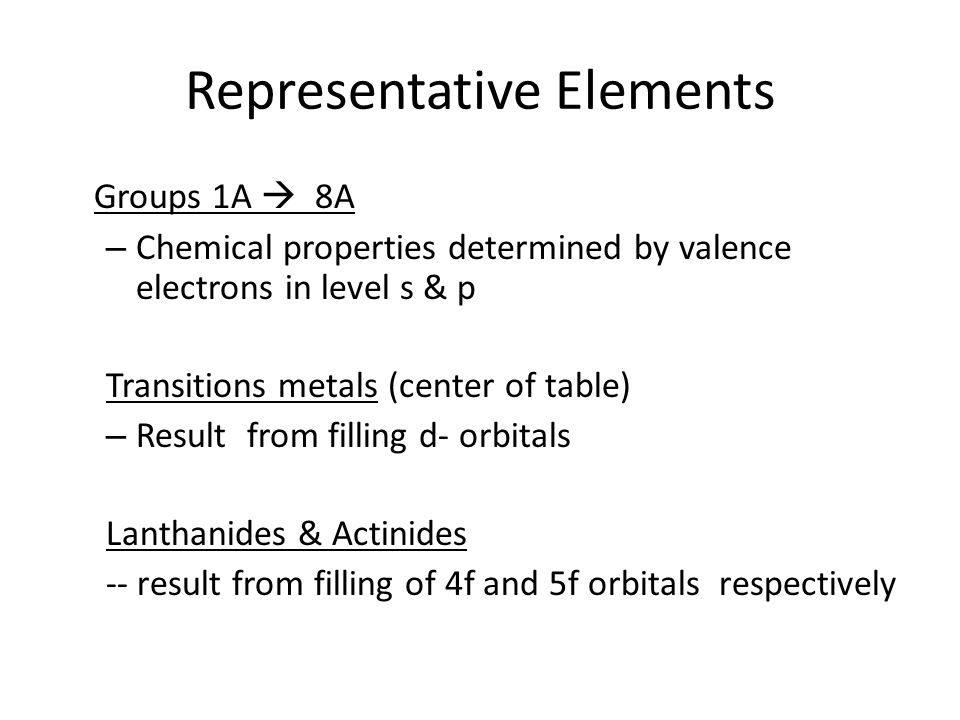 Ch 19Representative Elements Groups 1A-4A - ppt video online download - new periodic table of elements group 1a