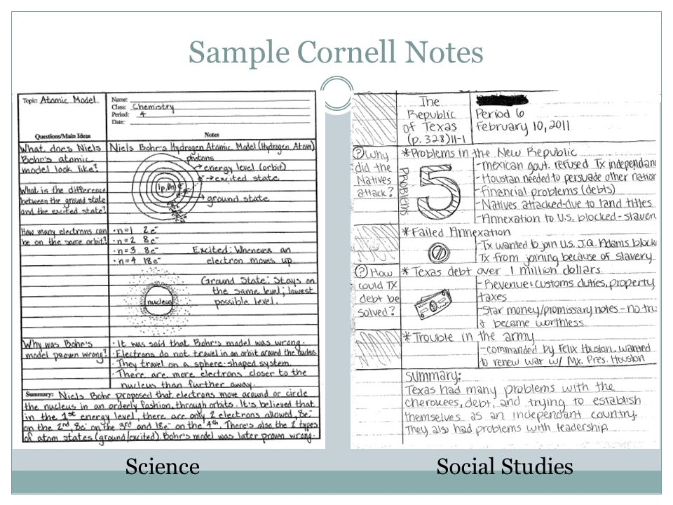 Best  Cornell Notes Ideas On  How To Take Notes