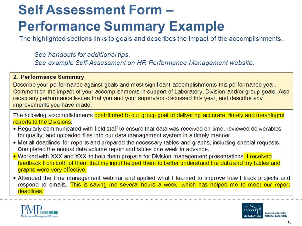 Writing a self assessment performance review College paper Service - Self Evaluation Examples For Performance Review