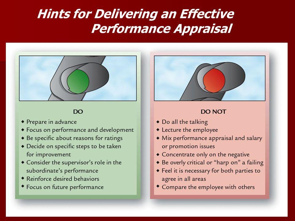 Effective Employee Evaluation Steps performance review and - effective employee evaluation steps